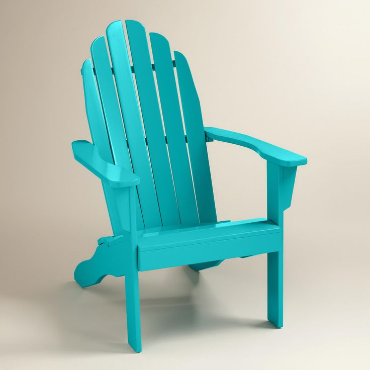 Built For Comfort, Our Exclusive Light Blue Adirondack Chair Invites  Resplendent Relaxation With Its Wide, Slanted Seat.