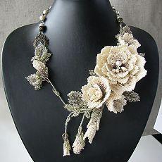 (10) Bead jewelry by Inga Sampoeva | ideas: jewelry