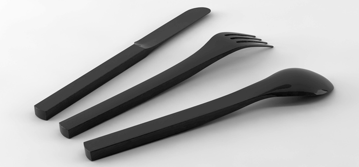 Flatware by Studio Dreimann
