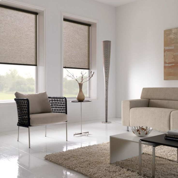 Roller Blinds Luxaflex Roller Blinds With Patented Edge