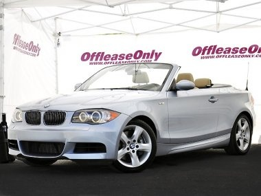 2009 BMW 1 Series 135i Convertible Now:$25,999