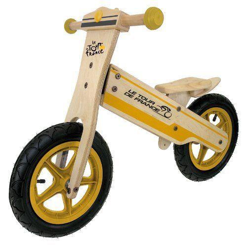 Tour de France Wooden Balance/Running Bike. #Tour #France #Wooden #Balance/Running #Bike