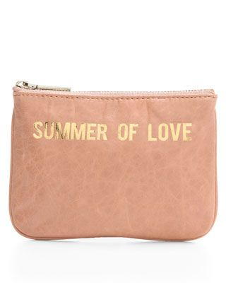 Rebecca Minkoff, Summer of Love Cory Pouch - so cute!
