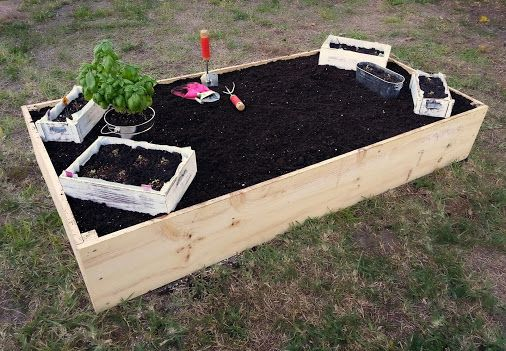 27 Best Images About Mariannes Backyard On Pinterest Raised Beds Raised Garden Beds And