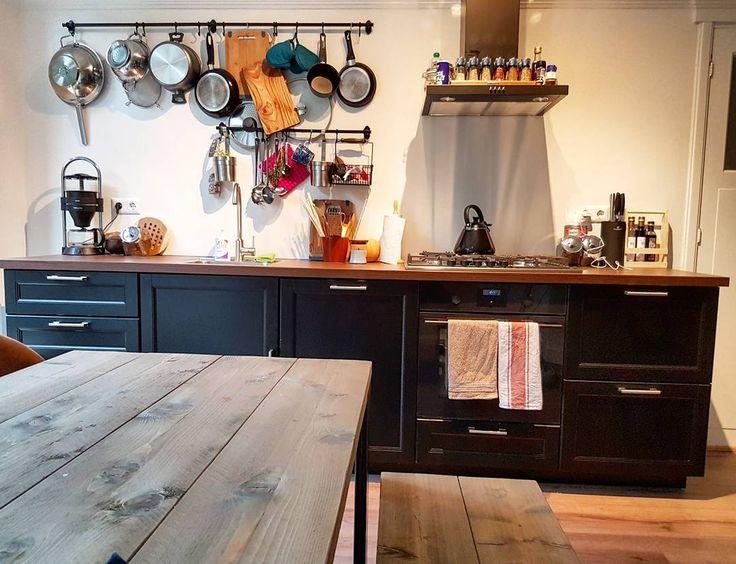 de ikea keuken van ikea inspiratie woonkeuken landelijk