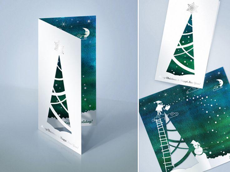 Картинки, корпоративные новогодние открытки 2020