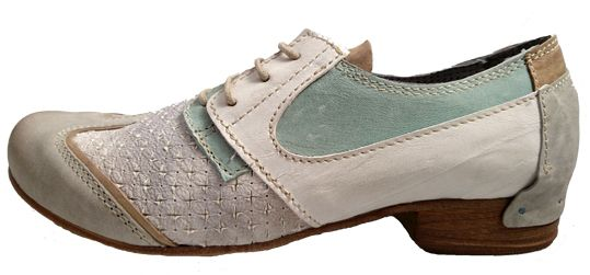 Fashion womens brogues, made in Italy