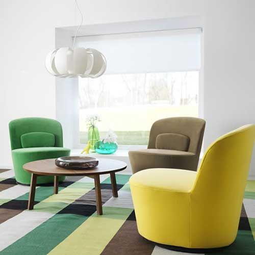 Ikea oturma odası dekorasyonu - Ev Dekorasyon Fikirleri