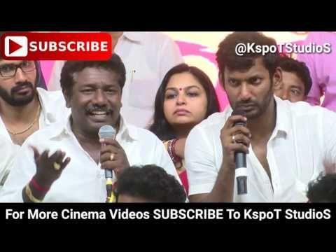 Actor Karunas About Broken Car Window & CM Jayalalithaa | Karunas Funny Speech