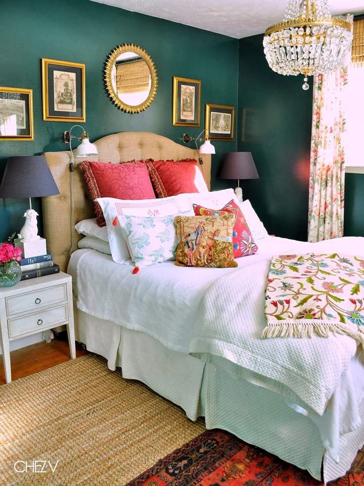 25 Best Ideas About Emerald Bedroom On Pinterest Green