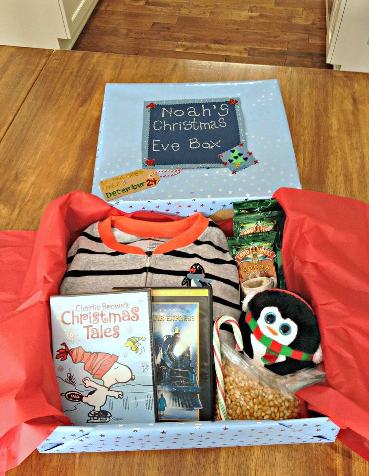 How Bourgeois: A DIY Night Before Christmas Box & Teacher Gifts!