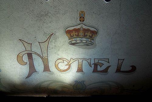 Original Crown Mosaic http://www.thecrownnapier.co.nz