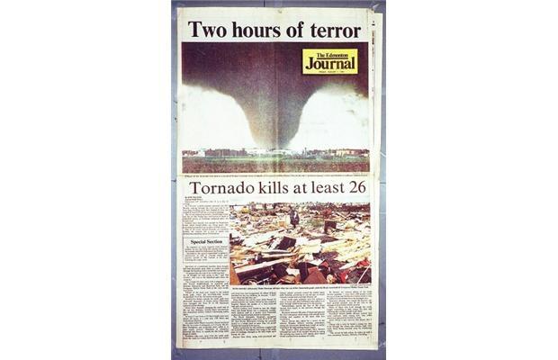 July 1987 tornado #87tornado
