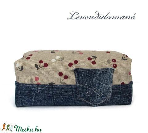 Farmerral kombinált tolltartó 1. (Levendulamano) - Meska.hu