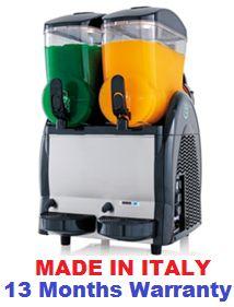 GBG Spin2 Granita Slushy Machine   Slushy & Dispenser & Juicer   Hoskit Online Store   Sydney, Melbourne, Perth, Brisbane