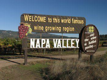 Napa Wine tasting