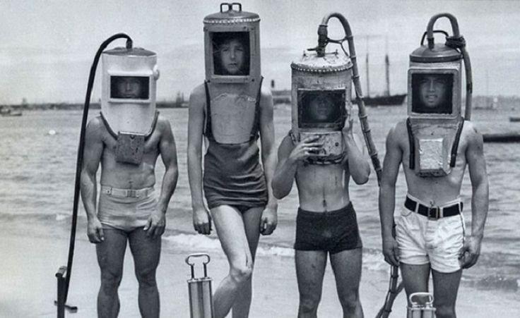 Фотографии из прошлого, которых вы не встретите в учебниках по истории