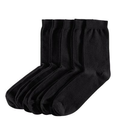 Product Detail | H FI Koko 43/45. Mustia sukkia kuluu jatkuvasti puhki. Merkillä ei väliä.