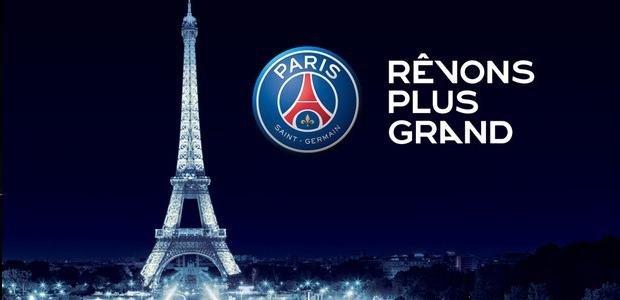 PSG: El nuevo escudo del gigante parisino: http://www.elenganche.es/2013/03/psg-el-nuevo-escudo-del-gigante-parisino.html