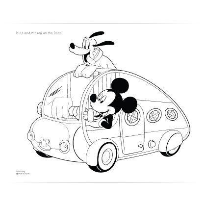 142 best disney kleurplaat micky images on Pinterest Disney