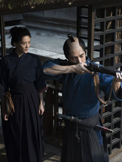 山本覚馬(西島秀俊) NHK大河ドラマ「八重の桜」