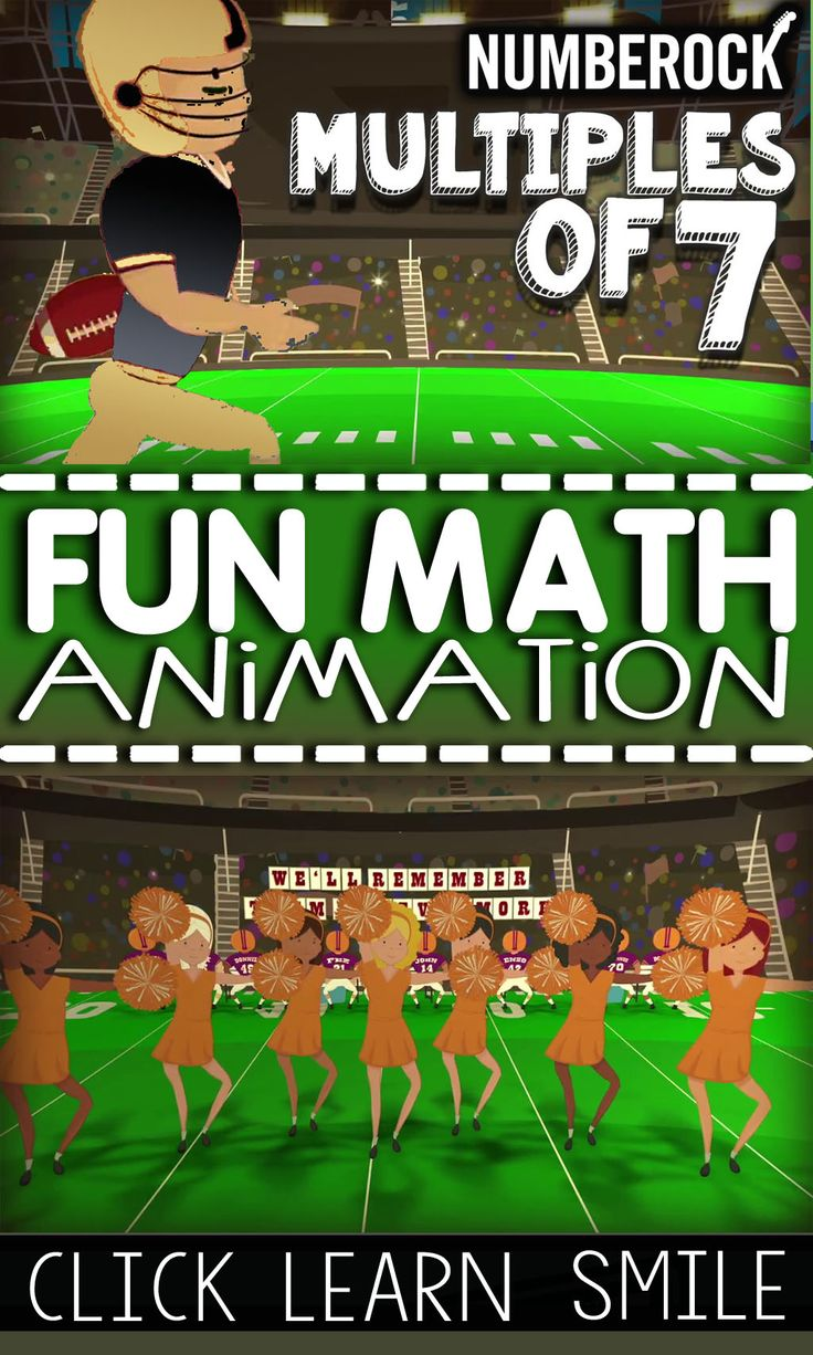 38 best 3rd grade math songs images on pinterest math songs ad free 7 times tables multiplication facts video fun math activity for kids gamestrikefo Choice Image