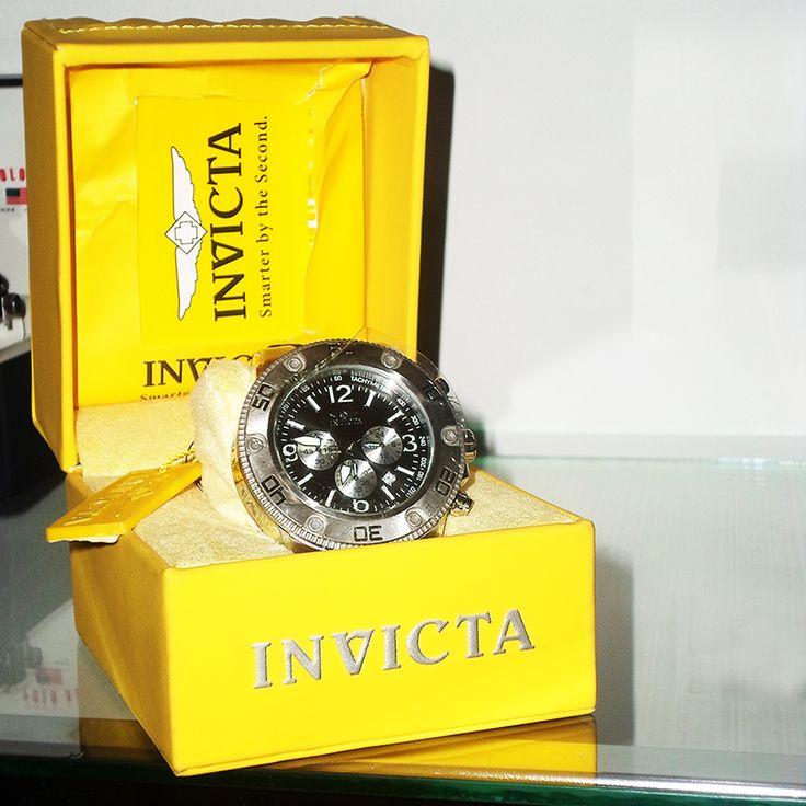 Reloj INVITA -  Controla Tu Tiempo Y Expresa Tu Estilo - De Venta En @Tienda306📞WhatsApp: (+57) 320 574 96 98 – ver Aquí -