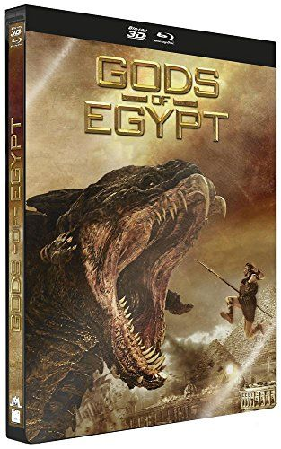 Gods Of Egypt - Edition Steelbook [Combo Blu-ray 3D + Blu…