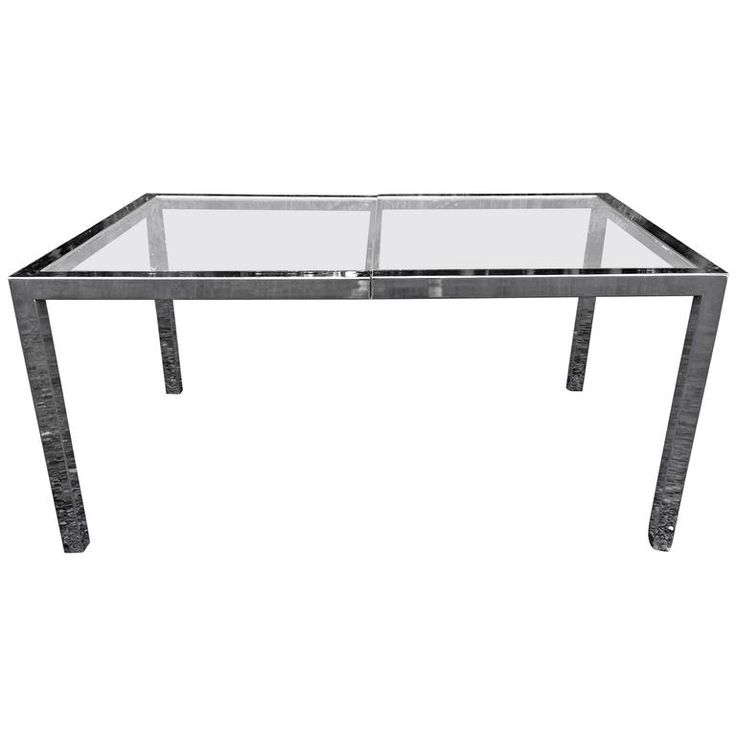 1000 Ideas About Glass Dining Table On Pinterest Modern