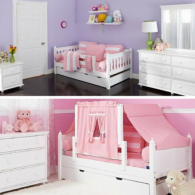 Parents Of Preschoolers Rejoice When They See The Vast Selection Toddler Beds By Front Guard Rails Provide Security While Sleek Lines And Top Tents
