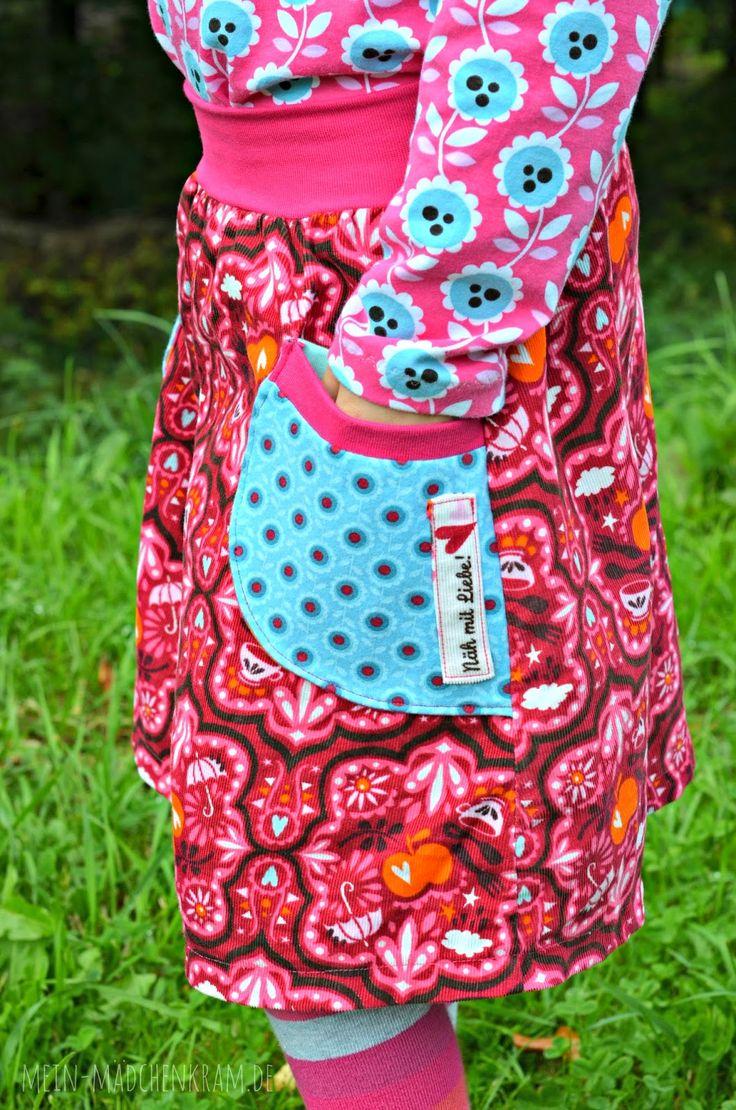 26 best Designbeispiele Rock Hilda images on Pinterest | Sew baby ...