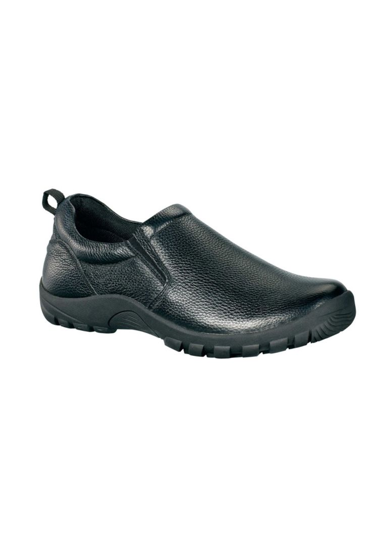 Spring Step Beckham Men's Shoes - Black - 41: The stylish Beckham mens walking shoe from… #NursingScrubs #MedicalScrubs #DiscountScrubs