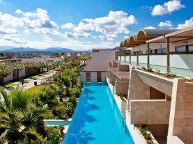 Charter Chania - Avra Imperial Beach Resort & Spa 5*   Vacante pentru Familii – Plaja