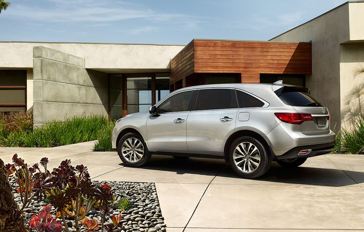 2016 Acura MDX Gallery