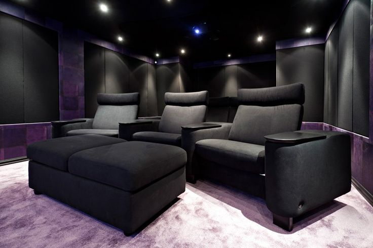 Aktos Purple Home Theater - Home Theater Forum and Systems - HomeTheaterShack.com