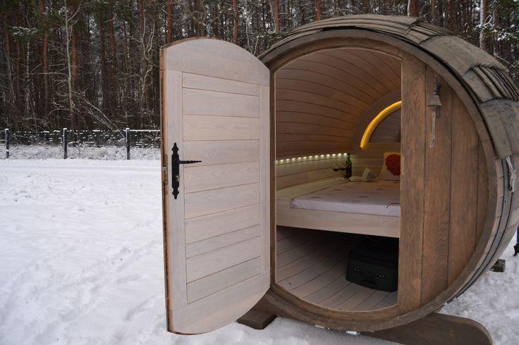 79 Best Barrel Images On Pinterest Barrels Barrel Sauna