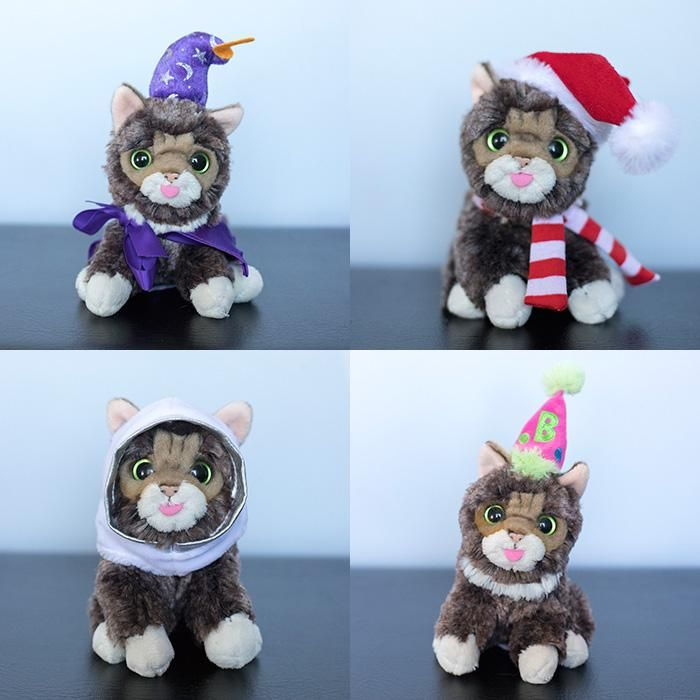 Lil BUB Complete Costumed Mini Plush Collection - Limited Edition
