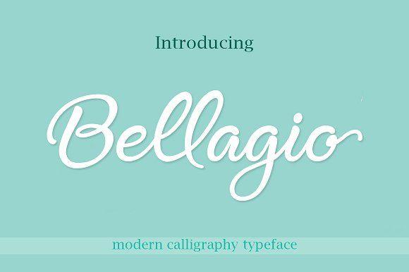 Bellagio - Creative Fabrica