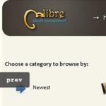 Not having an ebook reader. Solution? - Calibre eBook Management: Convert eBooks From One Format To Any Other Format & More