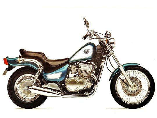 Kawasaki EN500 (1994)