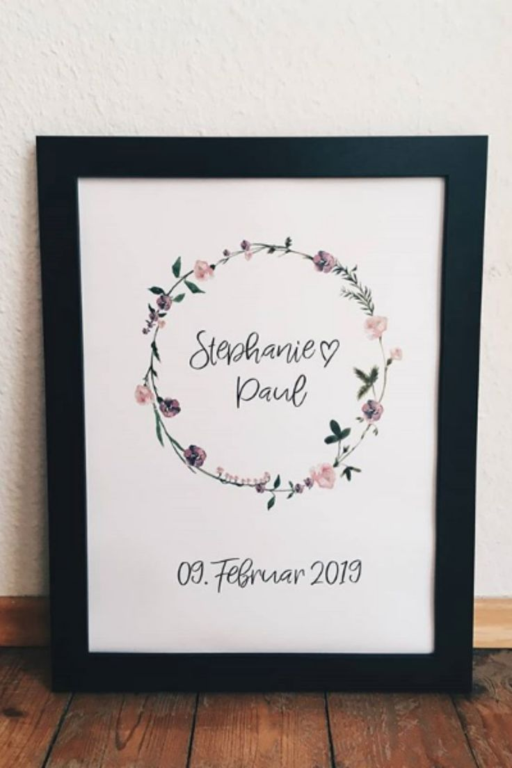 Blumenkranz Personalisiertes Gastebuch Pdf Fingerabdruck Gastebuch Hochze Geschenk Hochzeit Geschenke Brautpaar Geschenke Zur Standesamtlichen Hochzeit