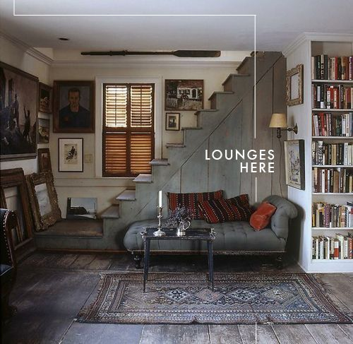 A reading nook should look like this.