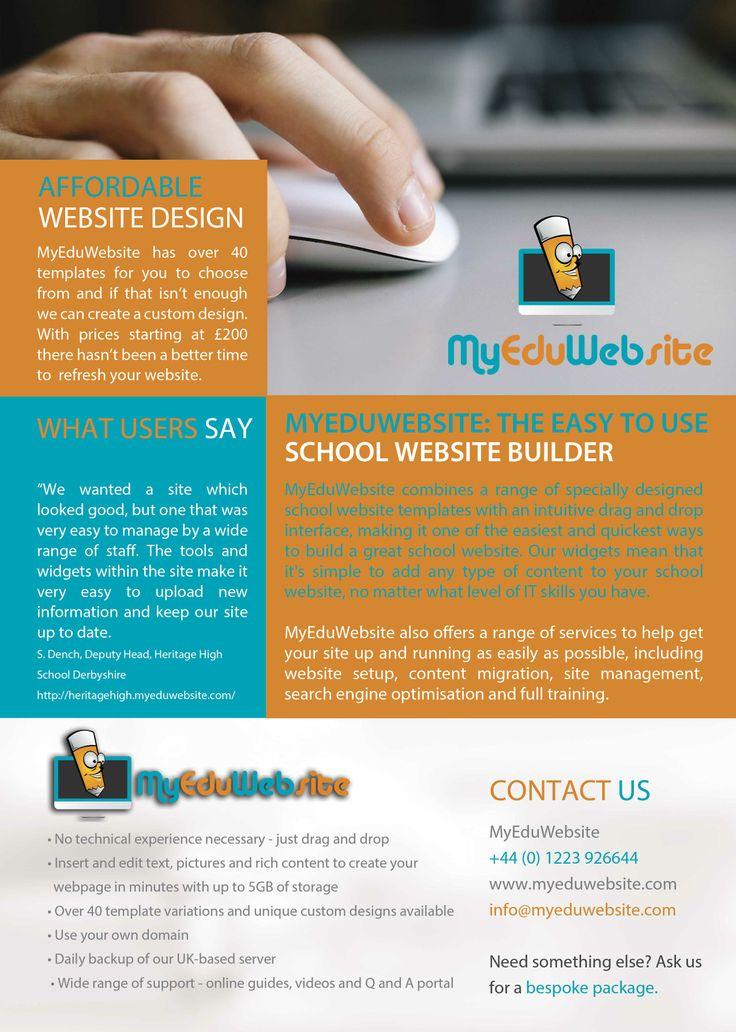 Best Myeduwebsite  School Website Design Images On