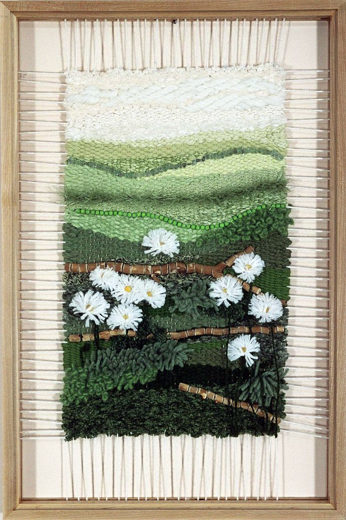 Nancy's Daisies | por Dimensional Weaving