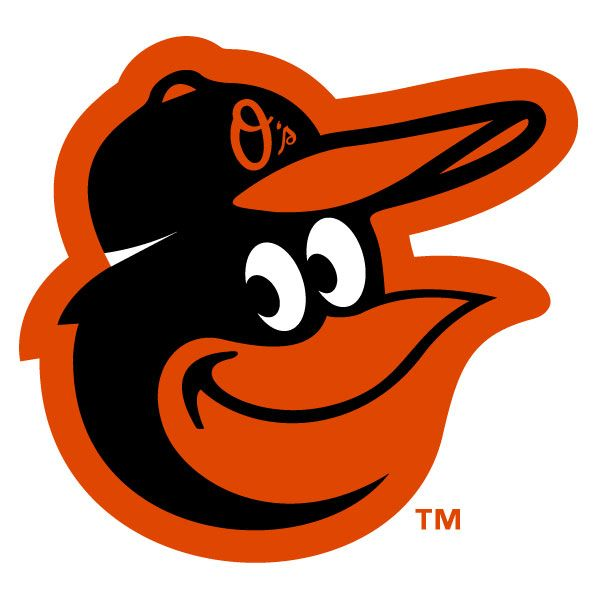 Orioles Uniforms and Logos ... Using the Walsh Bird for Everything