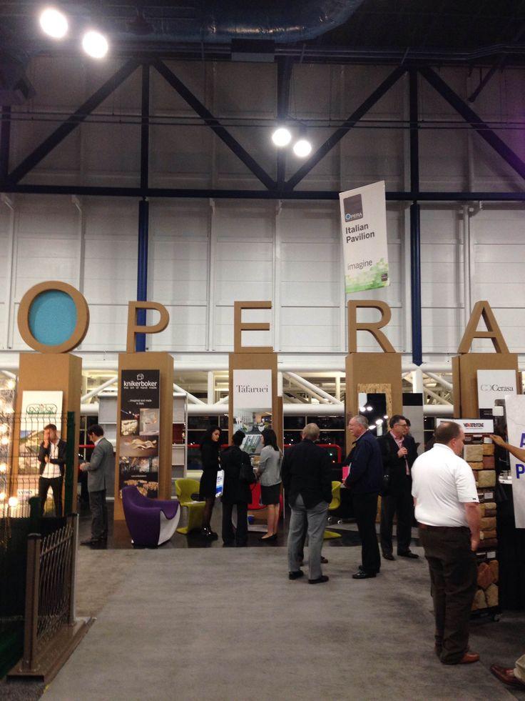 Tafaruci Design in Houston Exhibition in Texas 2014 - Opera: our distributor in North America!