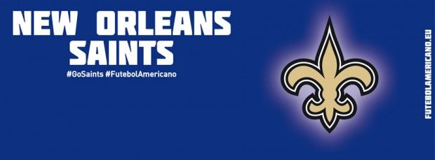 New Orleans Saints http://www.futebolamericano.eu/