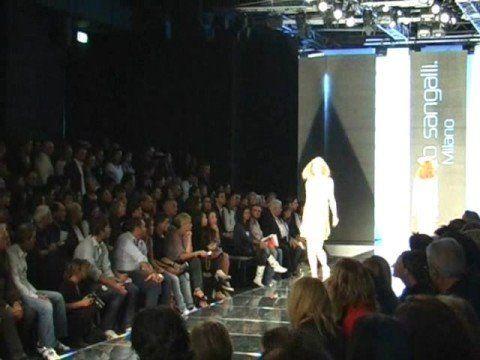 Milan Fashion Week: Federico Sangalli (s/s 2009) www.federicosangalli.it