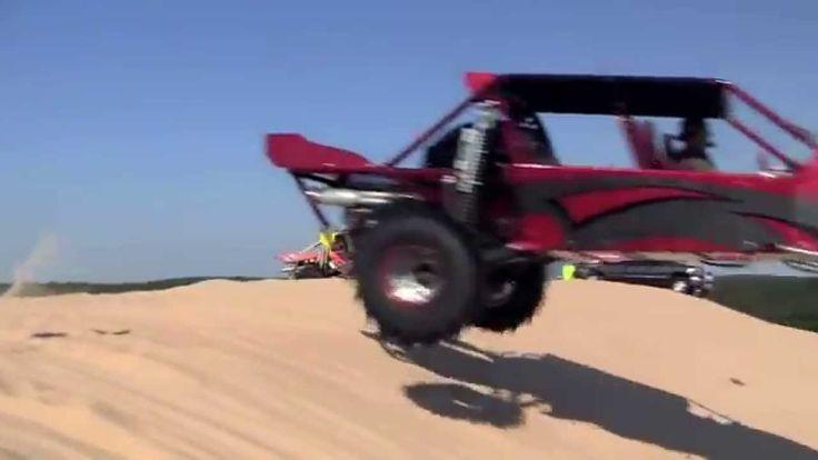 Гонки на Бездорожье в Пустыне На Багги Аварии Offroad Racing Dune Buggy ...