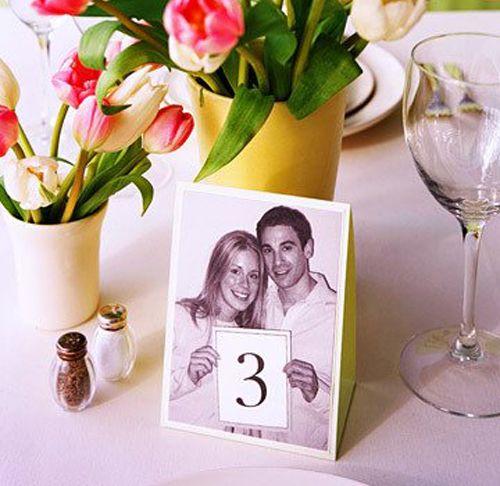 עיצוב הזמנות מקוריות לאירועים: עיצוב שולחן חתונה - רעיונות לעיצוב מספרי שולחן